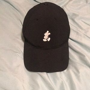Mickey Mouse Silhouette Nike Hat
